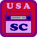 USA South Carolina Radio icon