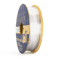 Proto-Pasta Translucent HTPLA v2 Iridescent Ice - 2.85mm (.5kg)