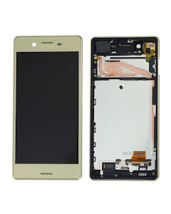 Xperia X Display Original Lemon