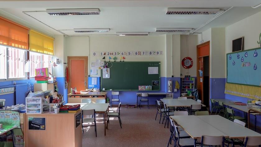 Las clases presenciales se suspendieron en el mes de marzo.