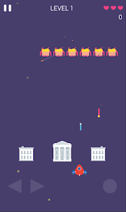 Trump Space Invaders Screenshot