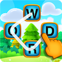 WORD SCRIBBLE PUZZLE icon