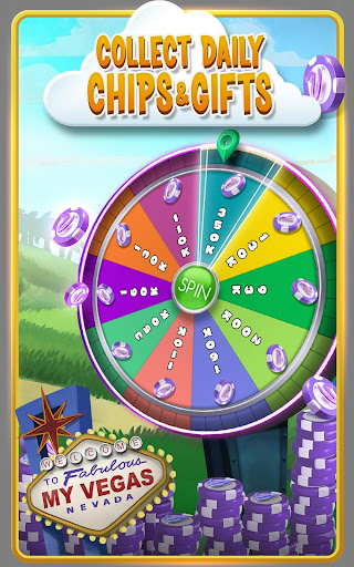 myVEGAS Slots - Vegas Casino Slot Machine Games screenshot 1