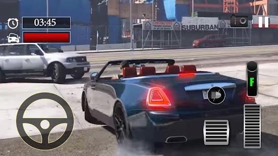 Car Parking Rolls Royce Dawn Simulator - náhled