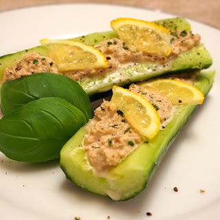 Easy Tuna Pate Recipe - Healthy Snack.