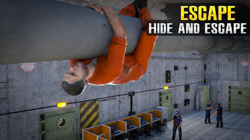 Prison Escape 2020 - Alcatraz Prison Escape Game 1.9 screenshots 1