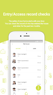 KeyWe smart life door lock- screenshot thumbnail