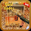 Gold detector 2020: stud finder & gold finder icon