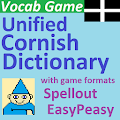 Vocab Game Unified Cornish Dictionary