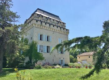 château à La Romieu (32)