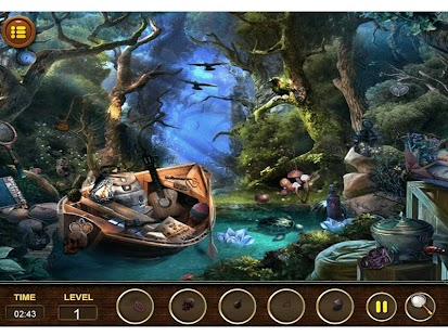 The Jungle - Alive Forest Hidden Object - náhled