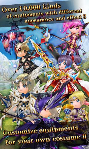 RPG Elemental Knights R (MMO) 4.1.0 screenshots 2