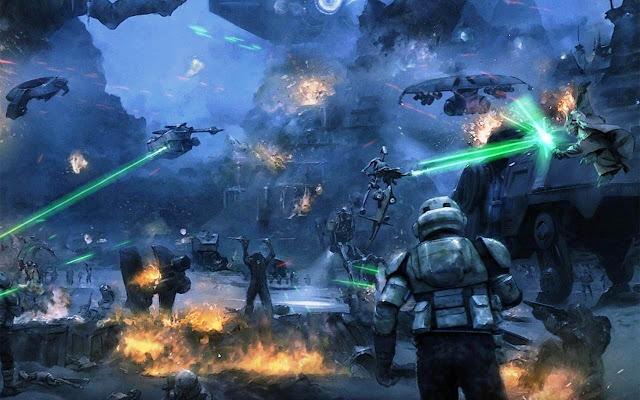 Star Wars - New Tab in HD