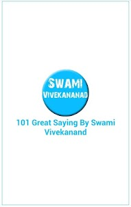 101 Great Saying By Vivekanand screenshot 5