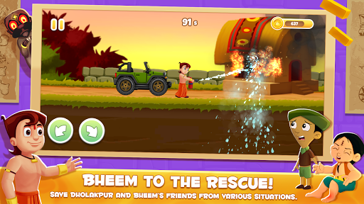 Chhota Bheem Speed Racing  screenshots 7