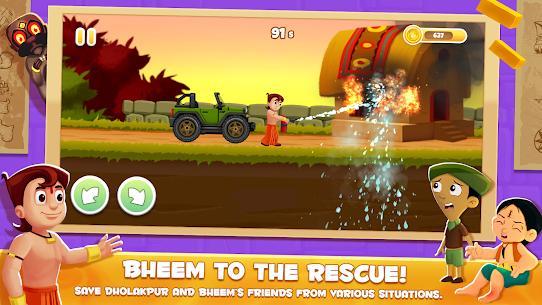 Chhota Bheem Speed Racing 7