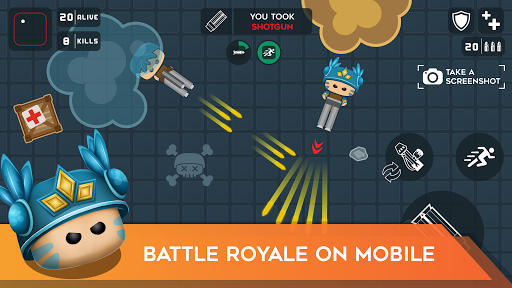 Mobg.io Survive Battle Royale 1.8.3 screenshots 1