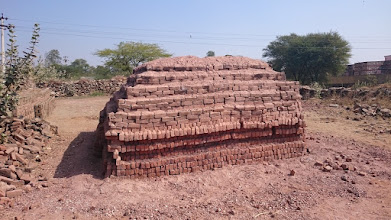 Photo: brick factory
