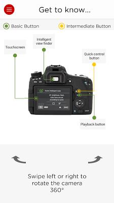Canon EOS 760D Companion - screenshot