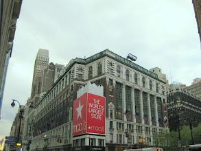 Photo: Macy´s in New York