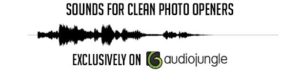 Clean Photo Openers - Logo Reveal - 4