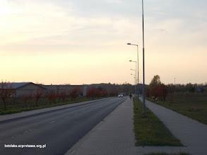 Photo: Ul. Nowa ok. 10 lat po oddaniu do użytku