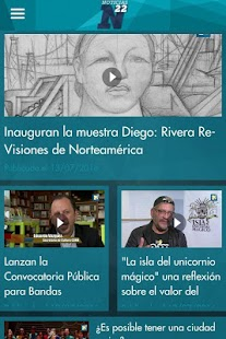 Noticias N22- screenshot thumbnail