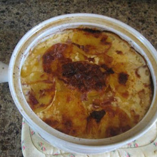 My Favorite Scalloped Potatoes