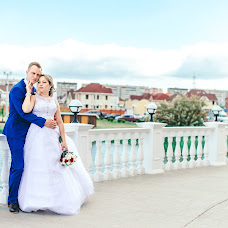 Wedding photographer Marina Yashonova (yashonova). Photo of 16.02.2017