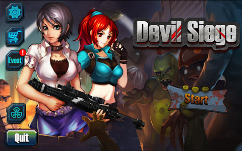 Devil Siege v1.7 (Mod Money)