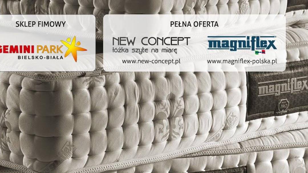 Materace I łóżka New Concept Magniflex Sklep Z Materacami
