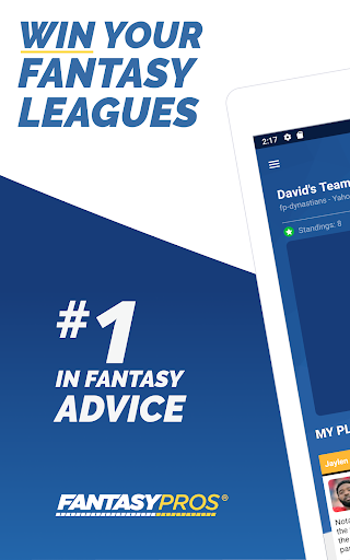 Fantasy Football My Playbook screenshot 8