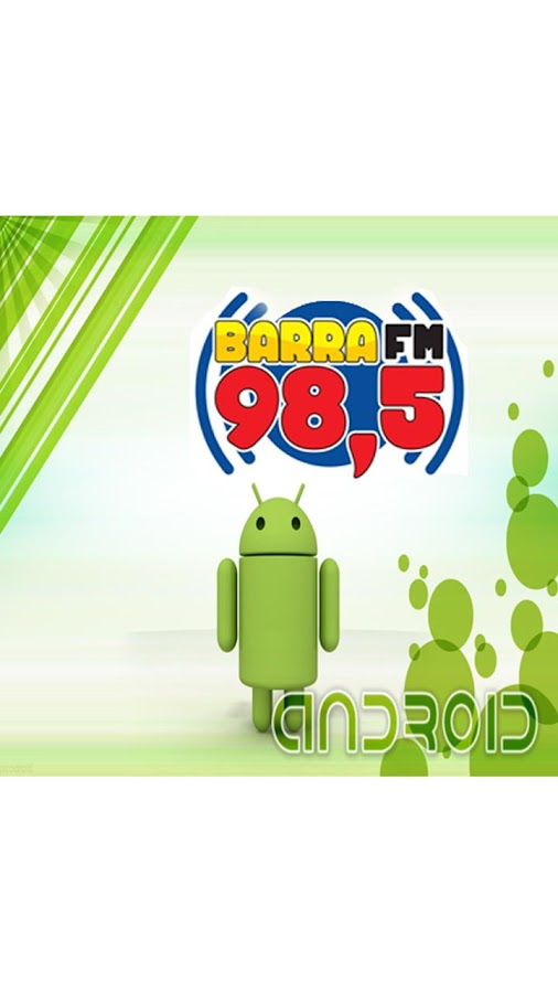Barra FM- screenshot
