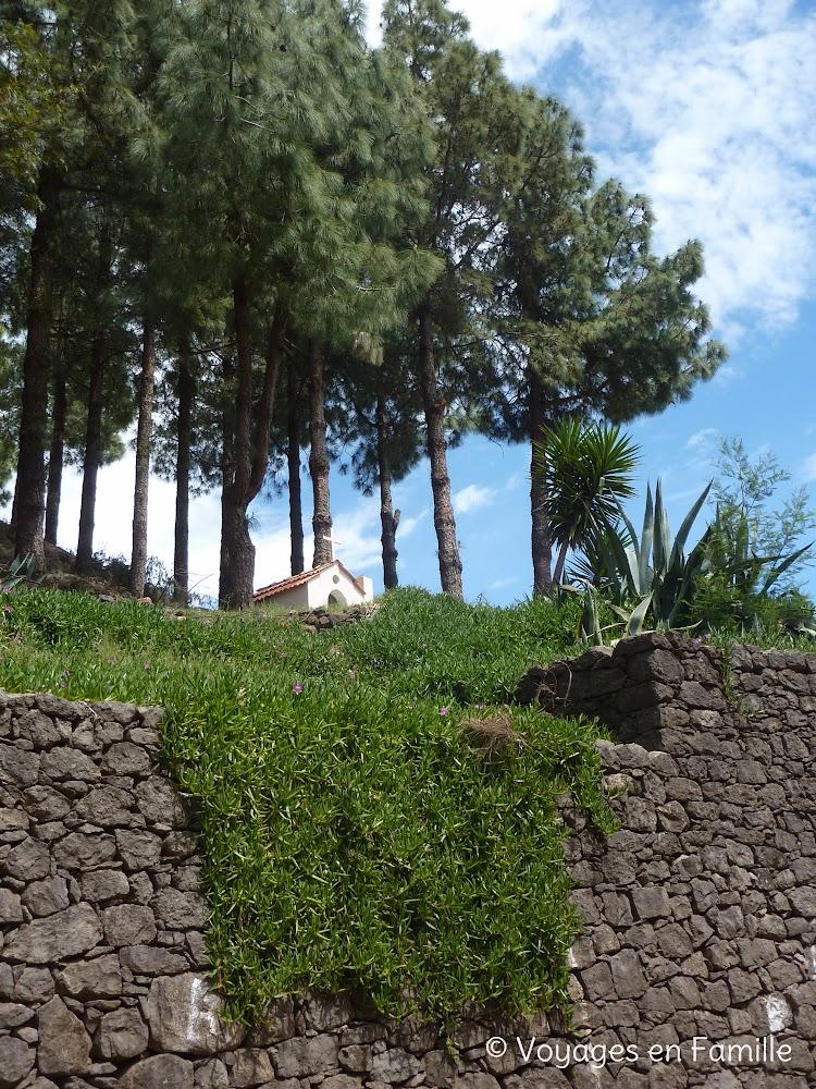 Montée Pico da Cruz