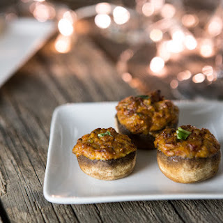 The Best Stuffed Mushrooms Ever! Recipe