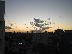 Photo: Buenos Aires sky