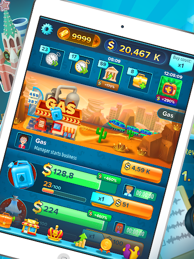 Capital Fun! 3.0.1 Cheat screenshots 5