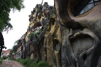 Photo: Year 2  Day 16  -  The Renowned Crazy House in Dalat #3