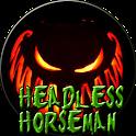 Headless Horseman Halloween icon