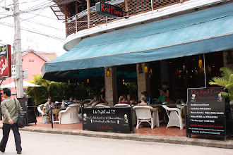 Photo: Year 2 Day 42 -  One of the Bars in Pub Street in Siem Reap