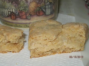 Scones - Created By Beth Recipe