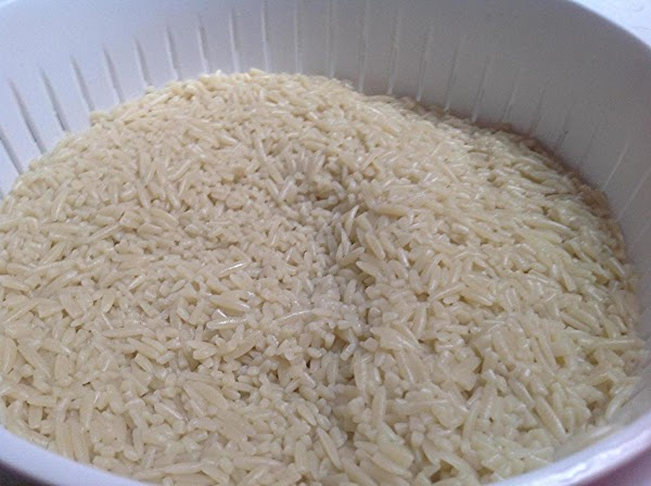 Cook Orzo until al dente according to directions on package. Drain then add to...