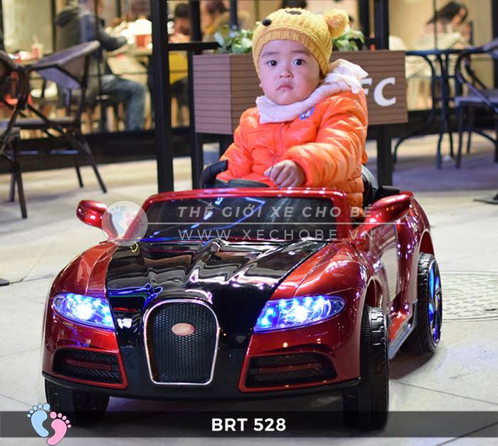 Xe hơi điện cho bé RBT-528 1
