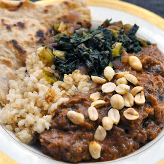 African Beef and Peanut Stew.