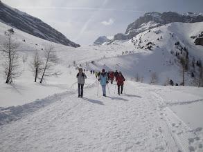 Photo: On continue la descente