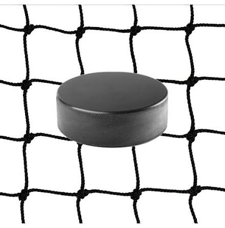 Hockeynät 3 mm Nylon Svart 40mm