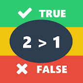 True or False - Freaking Fast Math Game