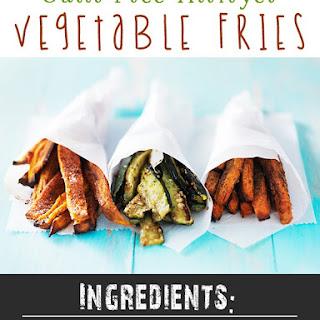 Guilt Free Airfryer Vegetable Fries.