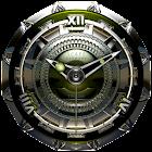 TRIADA Luxury Clock Widget icon