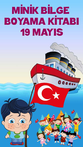 Indir 19 Mayis Boyama Kitabi Oyunu Google Play Apps Ak2qkttauiug